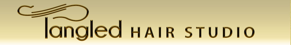 Tangled Hair Studio - Burnaby BC Logo